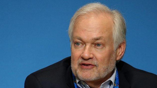 Výkonný ředitel hráčské asociace NHLPA Donald Fehr.
