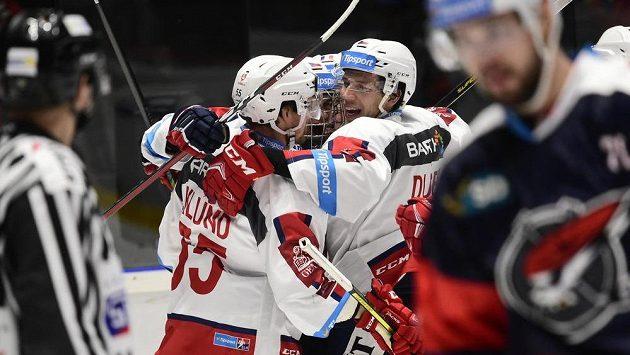 Hokejisté Pardubic si poradili s Olomoucí