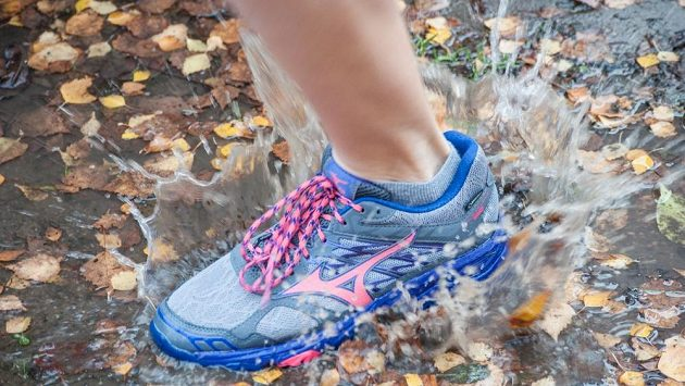 Trailové běžecké boty Mizuno Wave Mujin 4 G-TX
