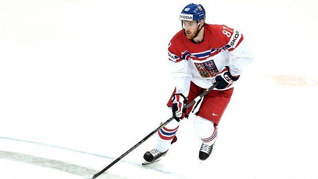 Jakub Nakládal české hokejové reprezentaci na letošním MS nepomůže.
