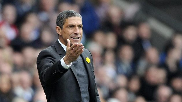 Trenér Chris Hughton