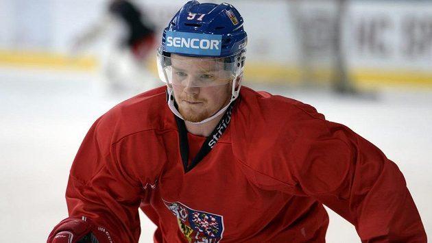 Hokejový útočník David Kaše, který má smlouvu s Philadelphií, začne sezonu při odloženém startu dalšího ročníku NHL v extraligových Karlových Varech.