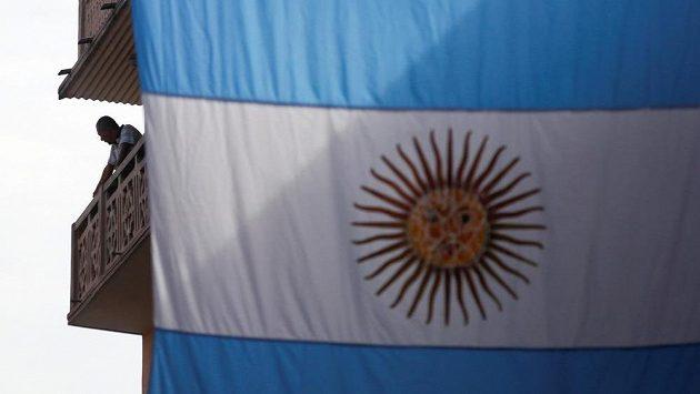 Fotbalové MS chtějí sledovat i trestanci v Argentině - ilustrační foto