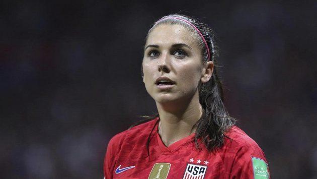 Američanka Alex Morganová