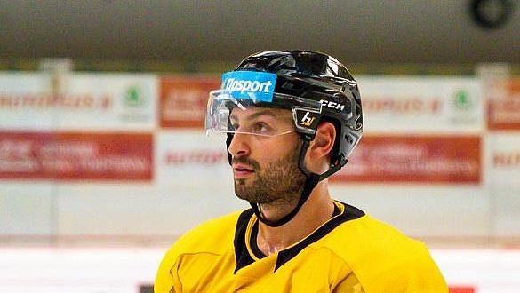 Hokejisté Litvínova získali do týmu zámořskou posilu. Roční smlouvu se stejně dlouhou opcí podepsal se Severočechy kanadský útočník Giorgio Estephan.