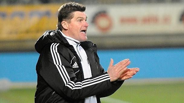 Budějovický trenér Pavol Švantner vyřadil útočníka Jakuba Řezníčka z kádru Dynama.