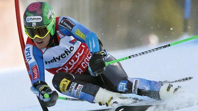 Ted Ligety ovládl obří slalom v Beaver Creeku.