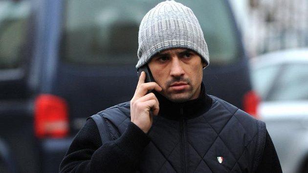 Tomáš Plekanec čeká na telefonát z Kanady.