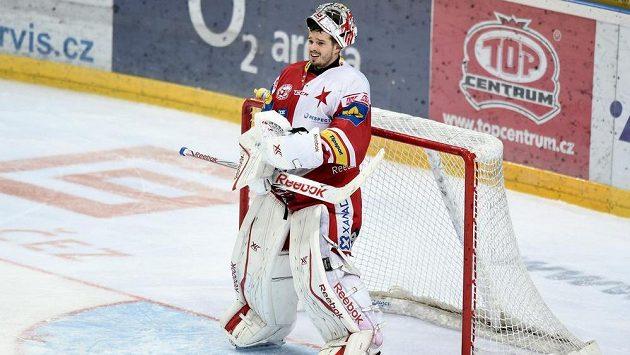 Gólman Dominik Furch zkusí štěstí v Kontinentální hokejové lize.