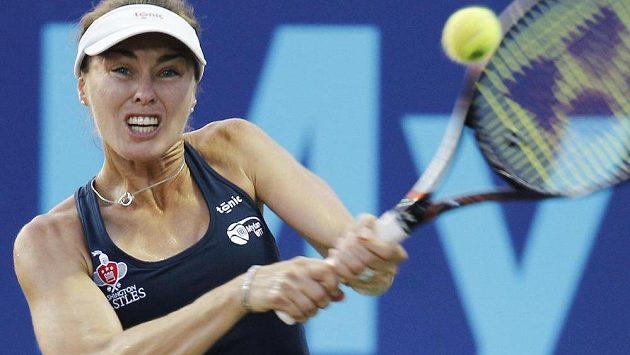 Martina Hingisová absolvuje obnovenou premiéru na okruhu WTA ve čtyřhře