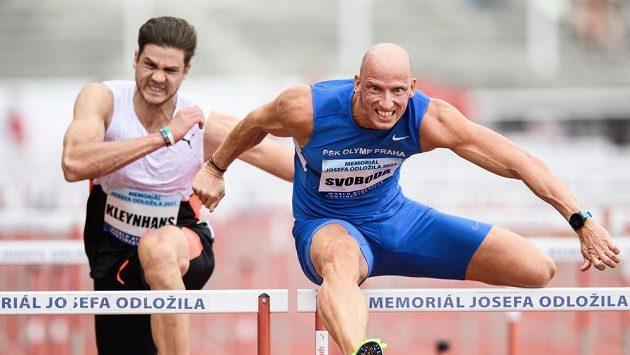 Petr Svoboda během závodu (ilustrační foto)