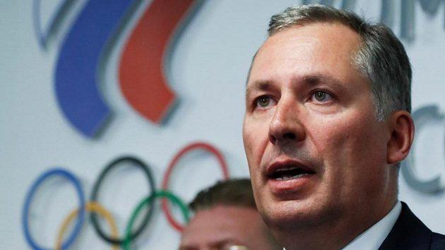 Novým předsedou Ruského olympijského výboru byl dnes zvolen dosavadní první místopředseda a bývalý úspěšný šermíř Stanislav Pozdňakov.