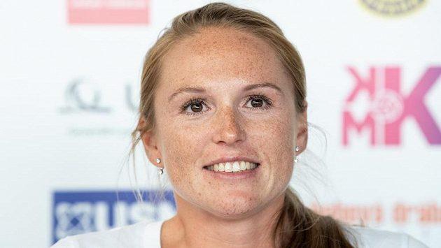 Beachvolejbalistka Kristýna Hoidarová Kolocová je maminkou.