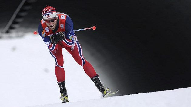 Nor Martin Johnsrud Sundby.