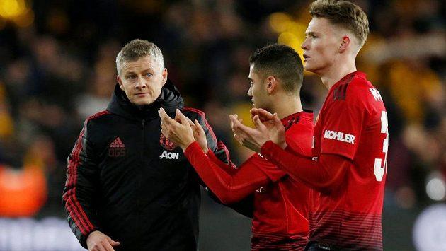 Manažer Manchesteru United Ole Gunnar Solskjaer odvádí na Old Trafford dobrou práci, vedení klubu mu prý nabídne dlouhodobý kontrakt.