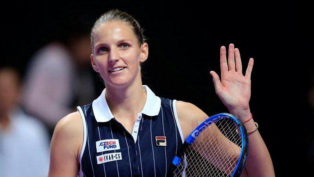 Karolína Plíšková měla během posledních pěti let lět trenérů. Kdo bude další?