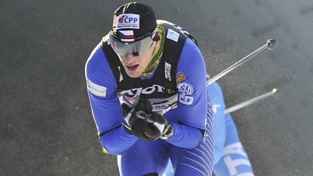 Běžec Martin Jakš se vrátil do stopy ve velkém stylu.