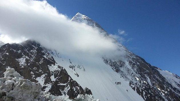 Vrchol K2. Poslední, který Radkovi Jarošovi chybí do Koruny Himálaje.