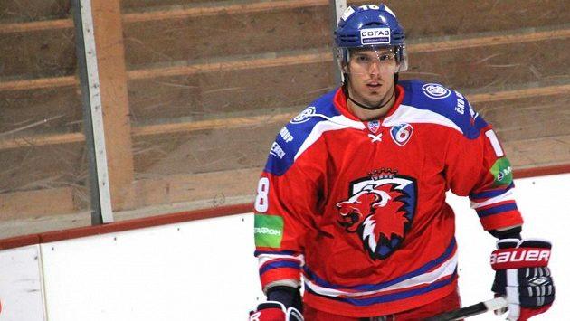 Hokejista Tomáš Kubalík ještě v dresu Lva. Kam zamíří nyní?