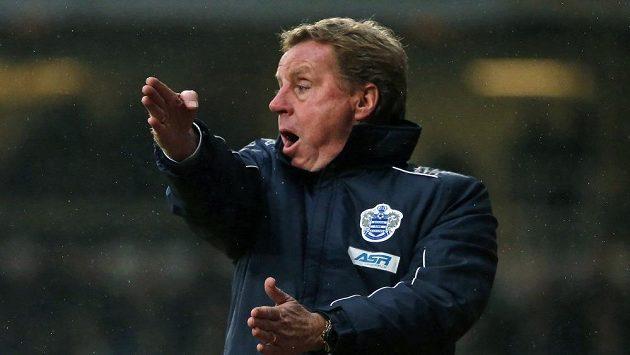 Harry Redknapp se musel zbláznit, myslí si šéf Anži.