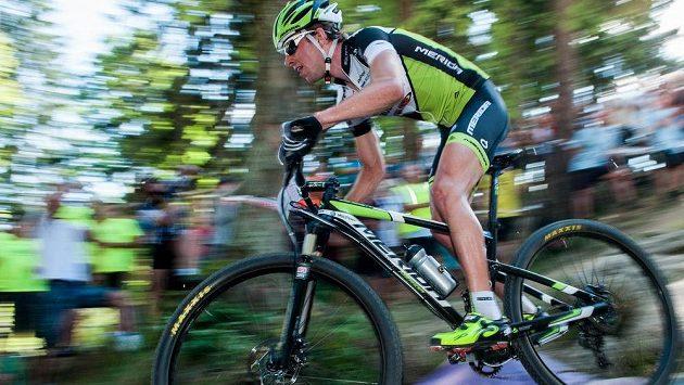 Ondřej Cink dojel v závodě Světového poháru v Andoře druhý.