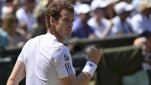Britský tenista Andy Murray bude na US Open obhajovat loňský titul.