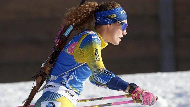 Švédka Hanna Öbergová bude na MS obhajovat mimo jiné zlato z vytrvalostního závodu.