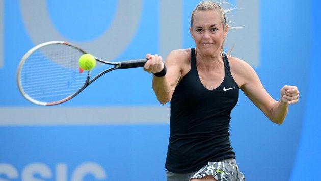 Tenistka Klára Koukalová
