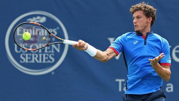 Španělský tenista Pablo Carreňo.