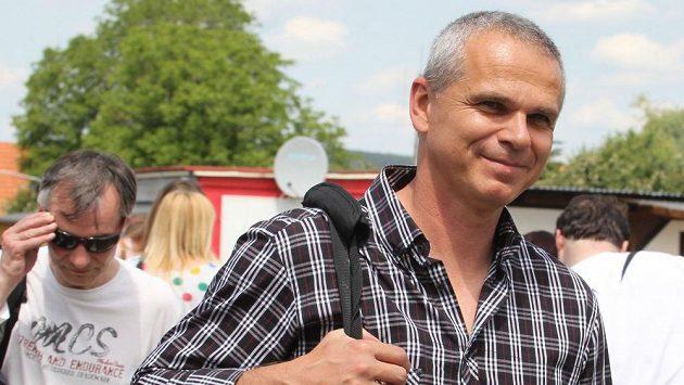 Trenér Sparty Vítězslav Lavička věří, že jeho tým pohárovou misi zvládne i letos.