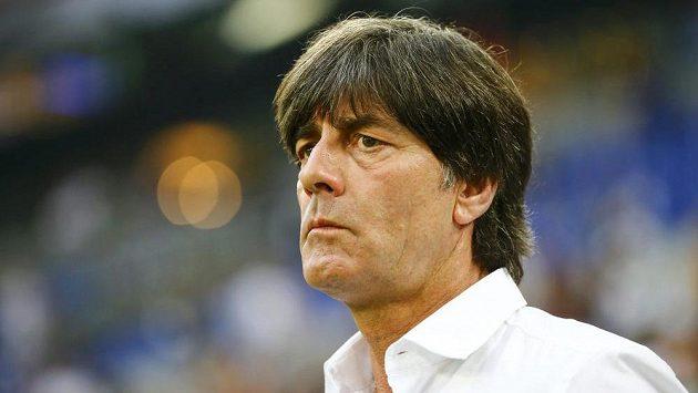 Trenér německého fotbalové reprezentace Joachim Löw.