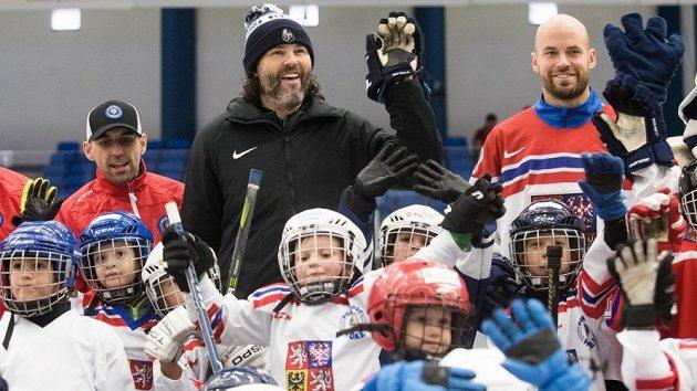 Jaromír Jágr s kariérou profesionálního hokejisty rozhodně končit nehodlá