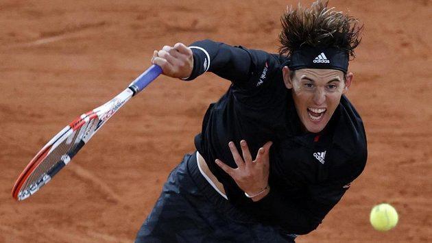 Rakouský tenista Dominic Thiem vstoupil do French Open v Paříži třísetovou výhrou.