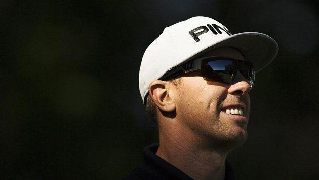 Americký golfista Hunter Mahan odjel z Kanady do porodnice.