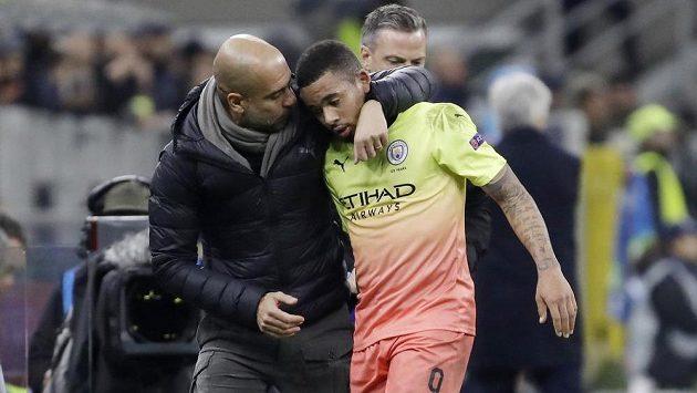 Sestřih zápasu Ligy mistrů Atalanta - Manchester City