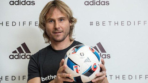 Pavel Nedvěd pomohl na fotbalovém EURO Česko k dvěma medailím.
