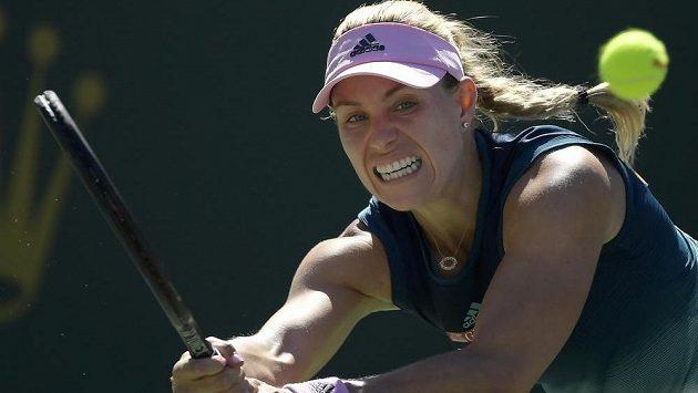 Německá tenistka Angelique Kerberová.