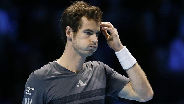 Britský tenista Andy Murray neměl v posledních měsících příliš důvodů k radosti.
