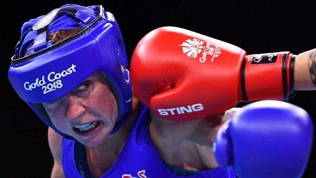 Boxerka Taylah Robertsonová získala na Hrách Commonwealthu