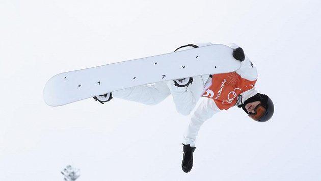 Švýcar Iouri Podladtchikov při dnešním tréninku. Po něm oznámil, že závodit nebude.