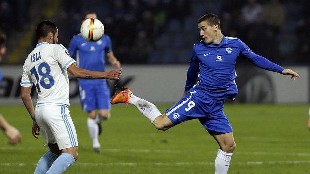 Herolind Shala si zahrál i českou nejvyšší soutěž. Kosovské reprezentaci však kvůli zranění proti Česku nepomůže.