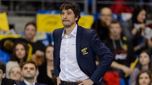 Španěl Miguel Ángel Falasca, nový trenér volejbalové reprezentace mužů.