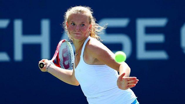 Kateřina Siniaková porazila v Moskvě Rusku Jelenu Vesninovou.
