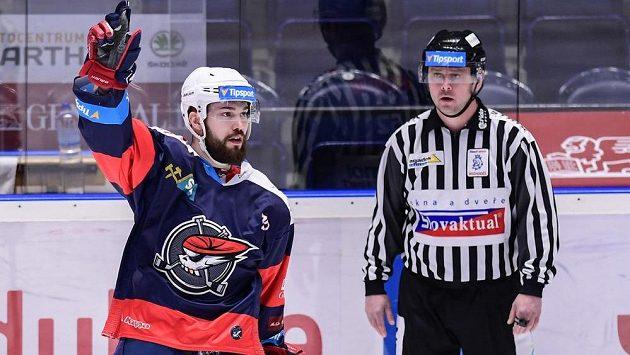 Bohumil Jank z Chomutova na ilustračním snímku.