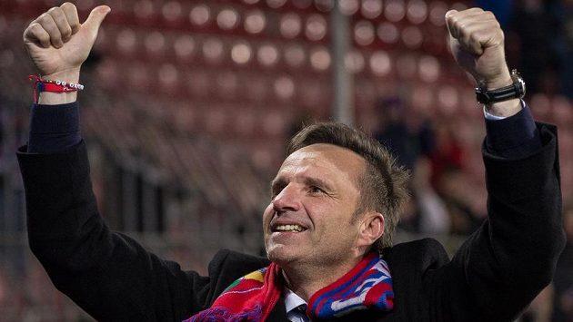 Bývalý plzeňský trenér Karel Krejčí.