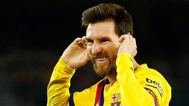 Lionel Messi z Barcelony naznačil, co by jej do budoucna mohlo udržet v klubu z Camp Nou.