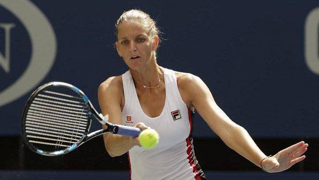 Karolína Plíšková bude na US Open bojovat o účast v semifinále.