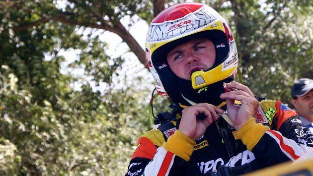 Martin Prokop na letošní Rallye Argentina 2015.