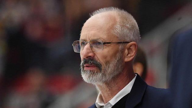 Trenér Václav Sýkora po dvou sezónách v Mountfieldu končí.