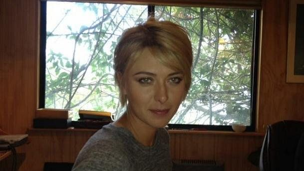 Maria Šarapovová s novým účesem